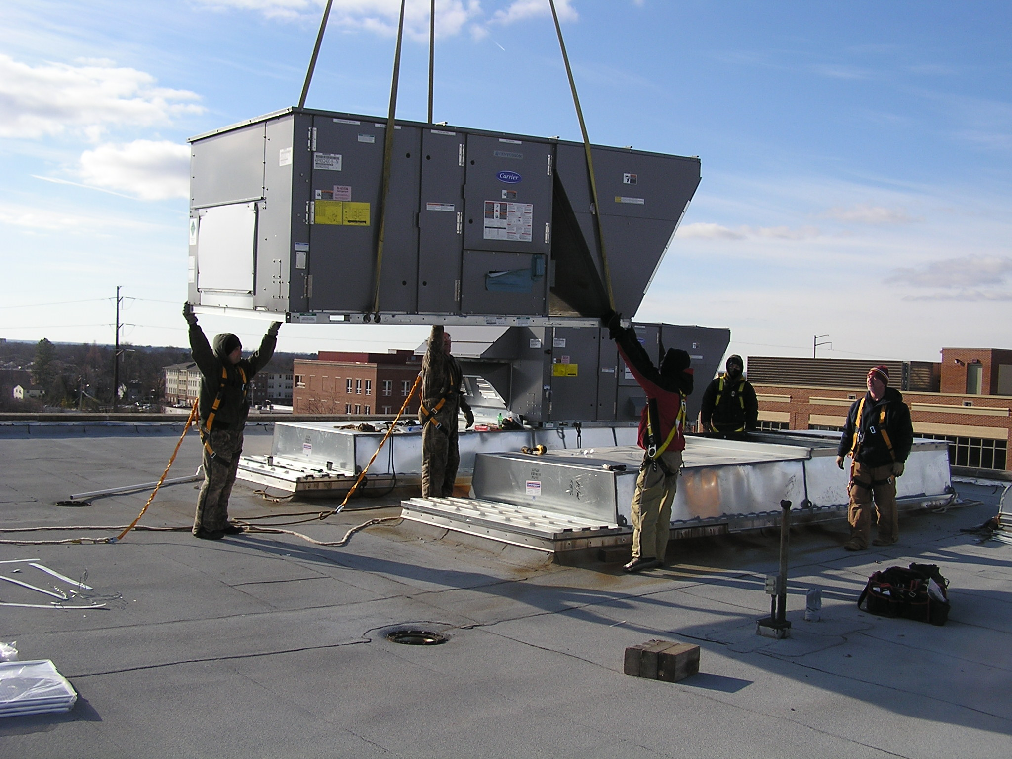 Commercial Hvac Installation Commercial Air Control